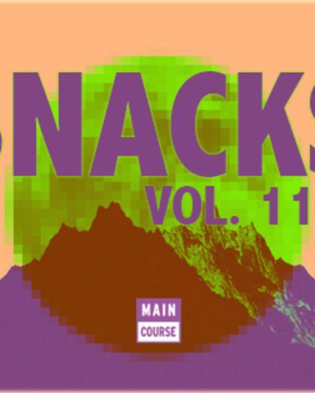 Main Course snacks vol 11
