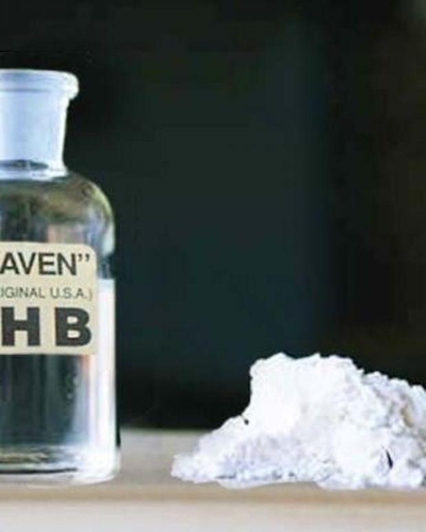 "GHB or ""Liquid Ecstasy"""
