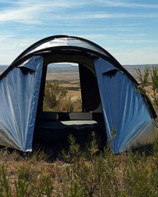 siesta 4 tent outback logic
