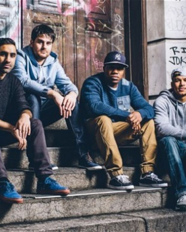 rudimental press photo