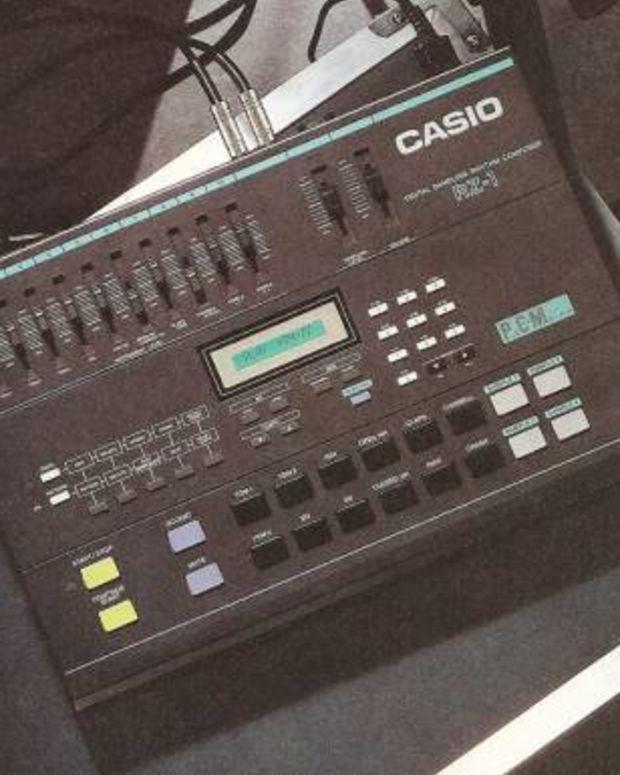 Casio RZ-1