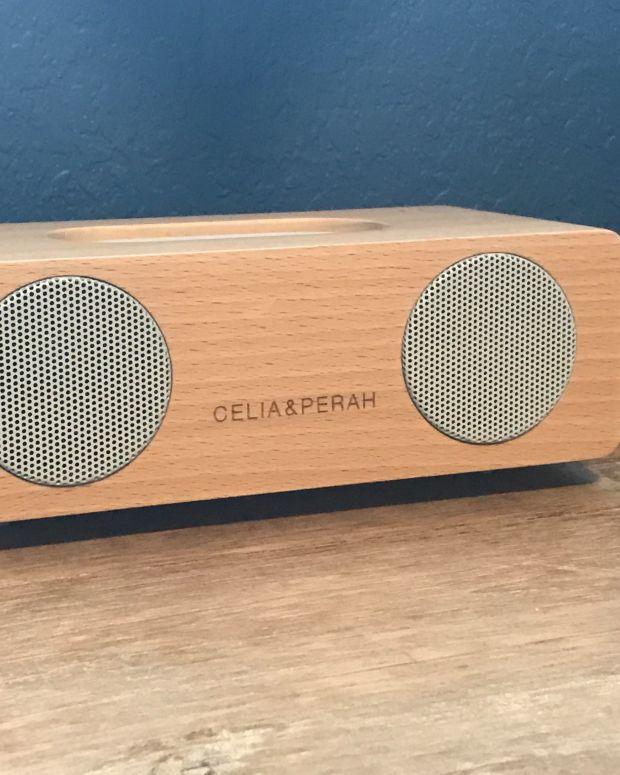 Celia & Perah Speaker