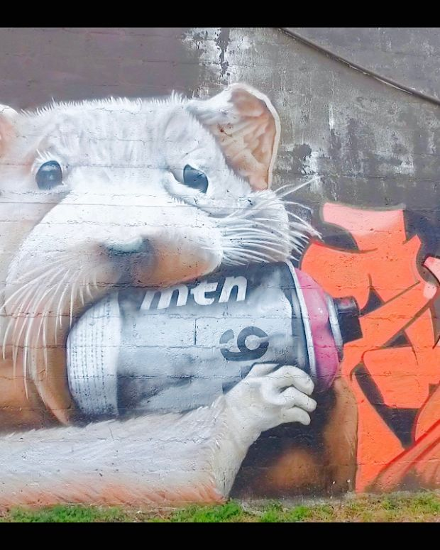 ART BASEL Street Art