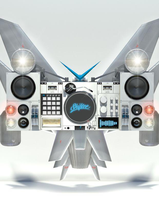 Shiftee - Boom Bap & Beyond 3000x3000