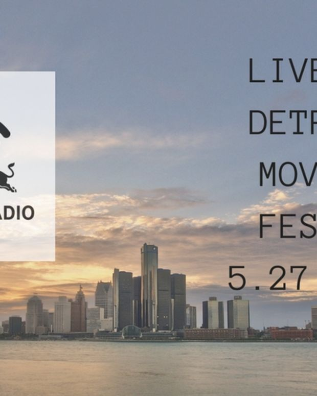 LIVE FROMDETROIT