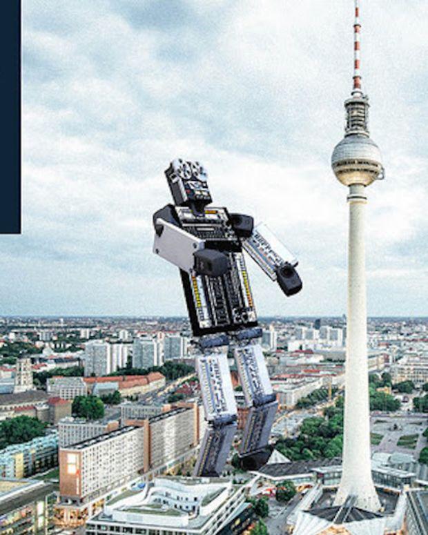 Red Bull Music Academy Berlin 2018