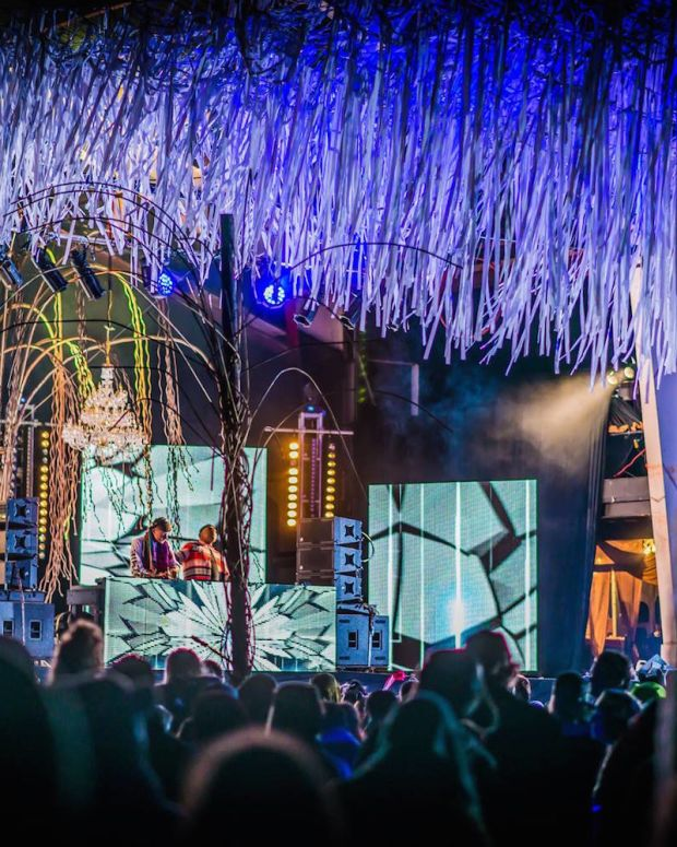 Bass Coast Festival Magnetic Mag