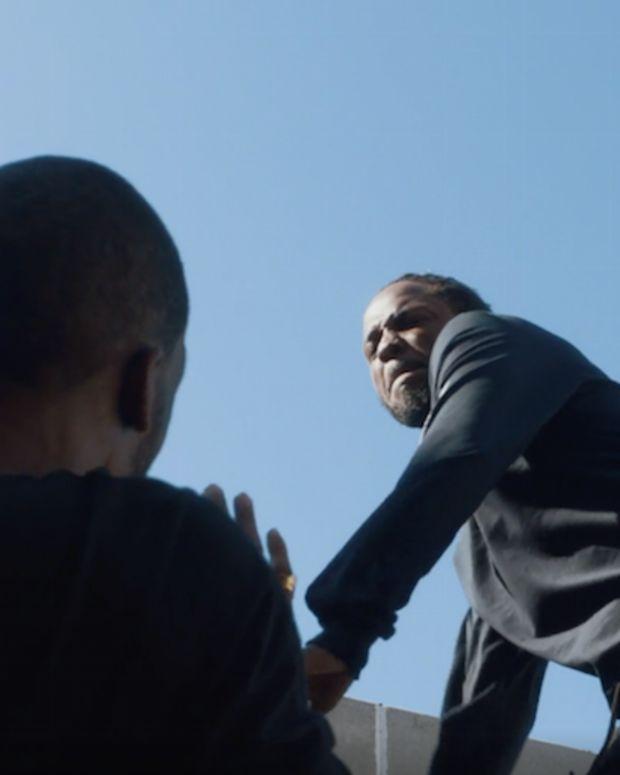 Kendrick Lamar Element Video