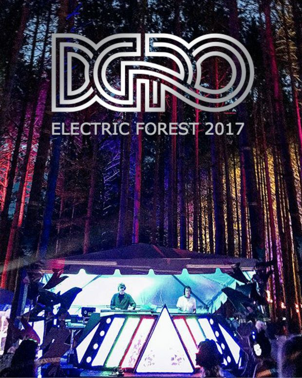 DGRO Electric Forest