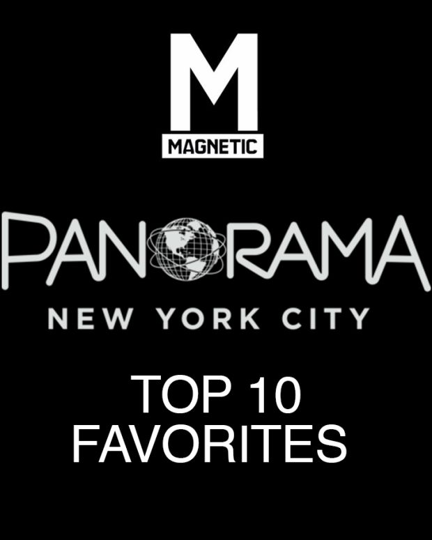 Magnetics Top 10 Favorite Artists Performing at Panorama Festival this weekend in NYC.
