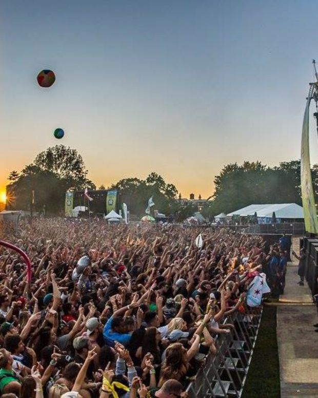 North Coast Music Festival Main Stage