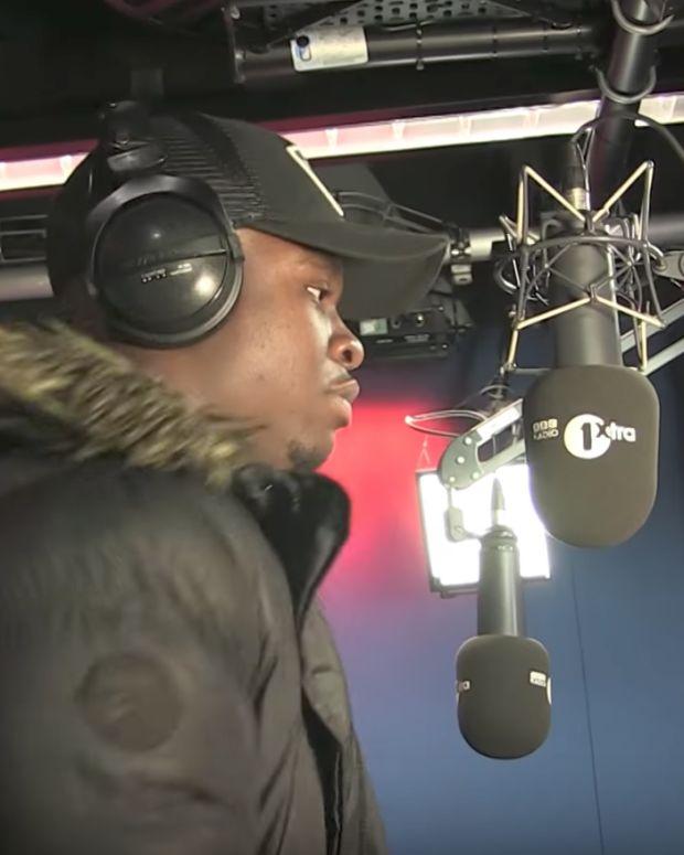 MC Quakez Michael Dapaah Fire In The Booth