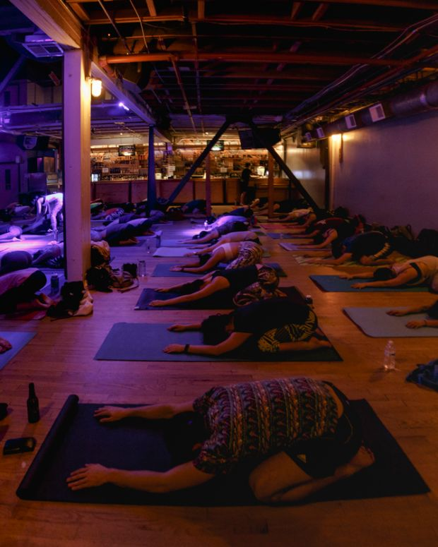 Deep House Yoga SF