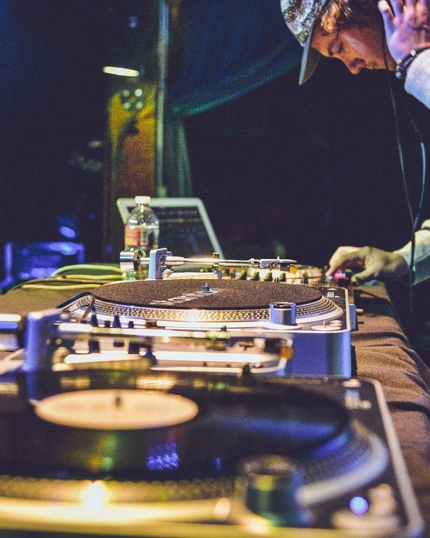DJ Royalty Free