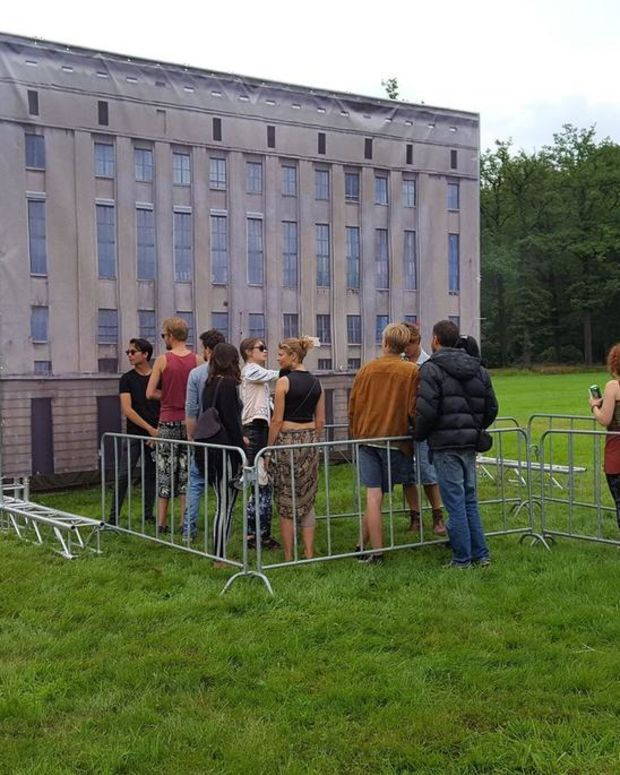 """Berghain Parody """"The Berghenk Experience"""" at Beyond Festival"""