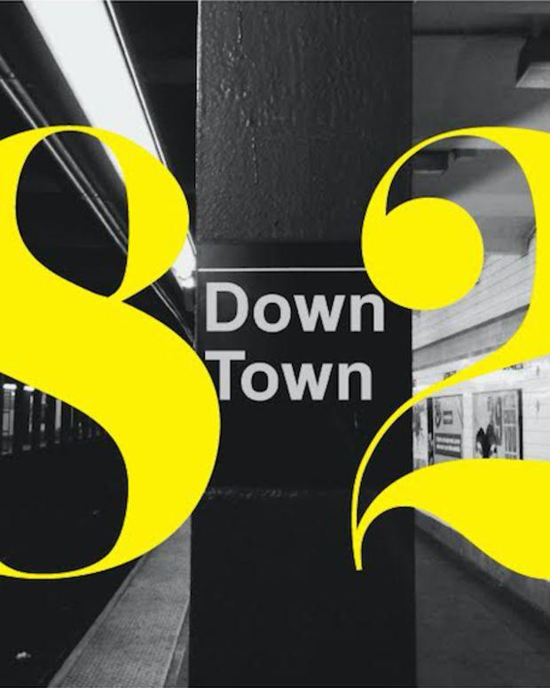 Downtown 82 Underground Warehouse Party