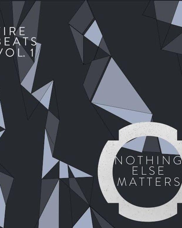 Danny Howard Fire Beats Volume 1 Cover Art