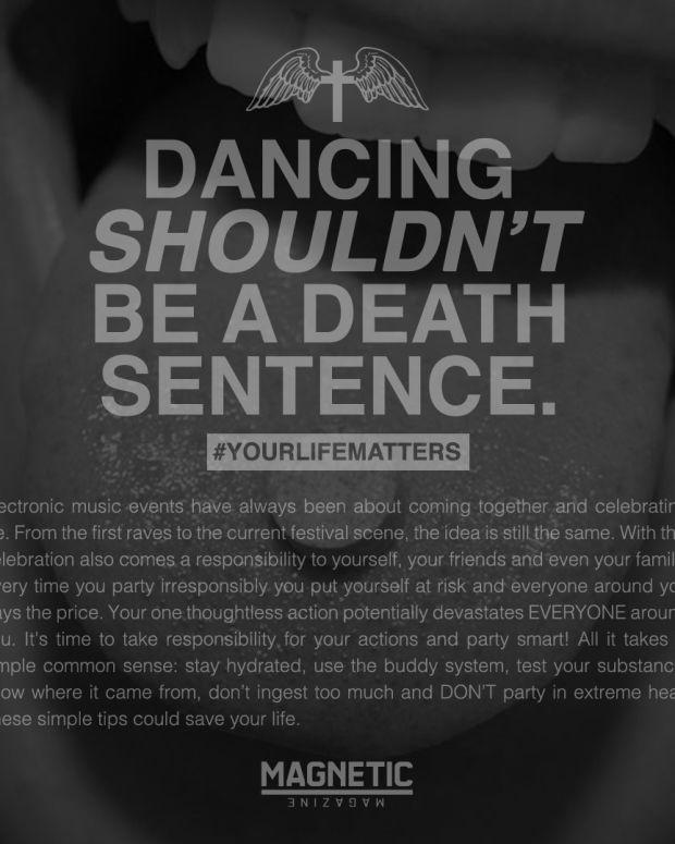 Dancing Shouldn't Be A Death Sentence