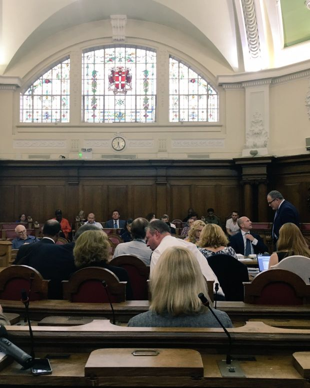 Islington Council review of Fabric's license