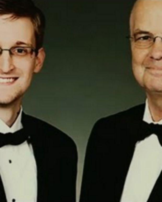 Boys Noise Mayday Snowden