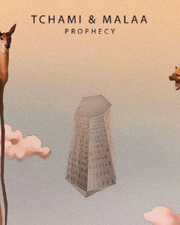Tchami Malaa Prophecy Art