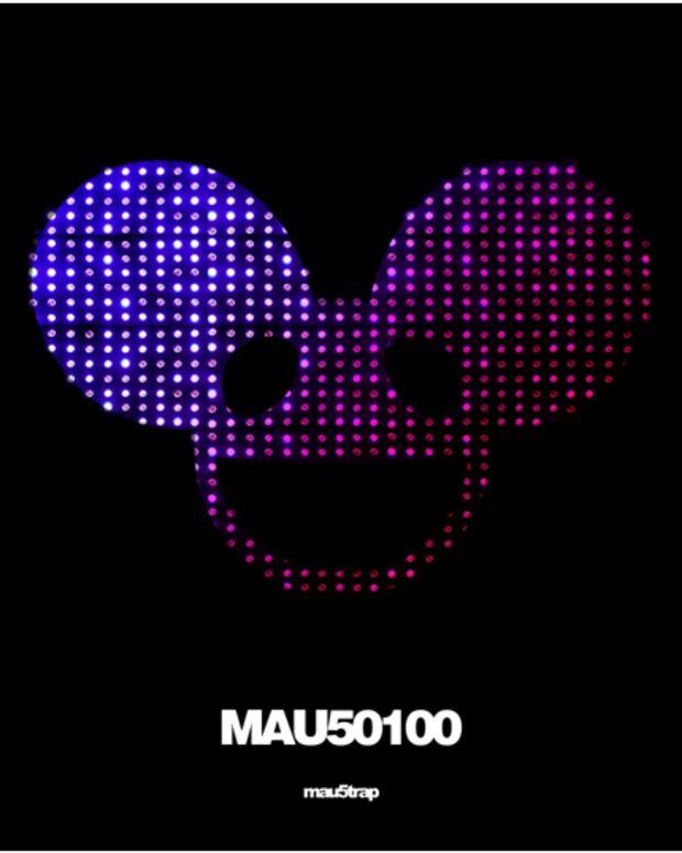 'mau50100 strobe remix deadmau5