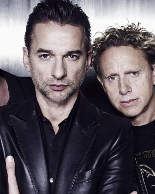 Depeche Mode Press Photo 2016