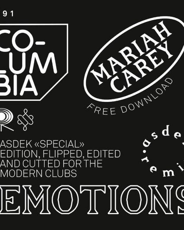 "Asdek Mariah Carey ""Emotions"" Remix"