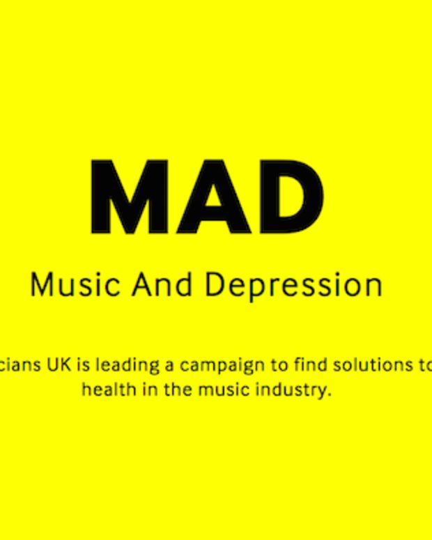 MAD Music and Depression