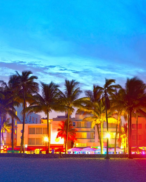 Miami Beach image, lincensed