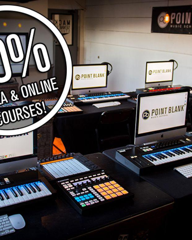 Point Blank 20% Off LA & Online Courses