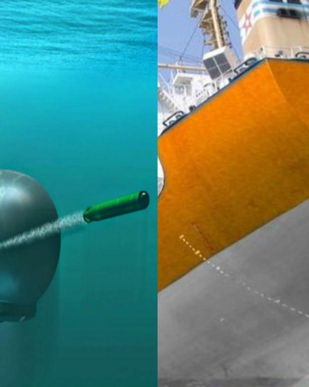 Orfium Sub Sinks Soundcloud Boat