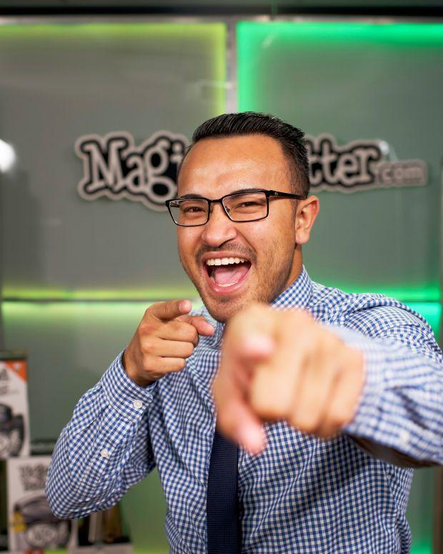 MagicalButter's Digital Marketing Manager Iram Cesani