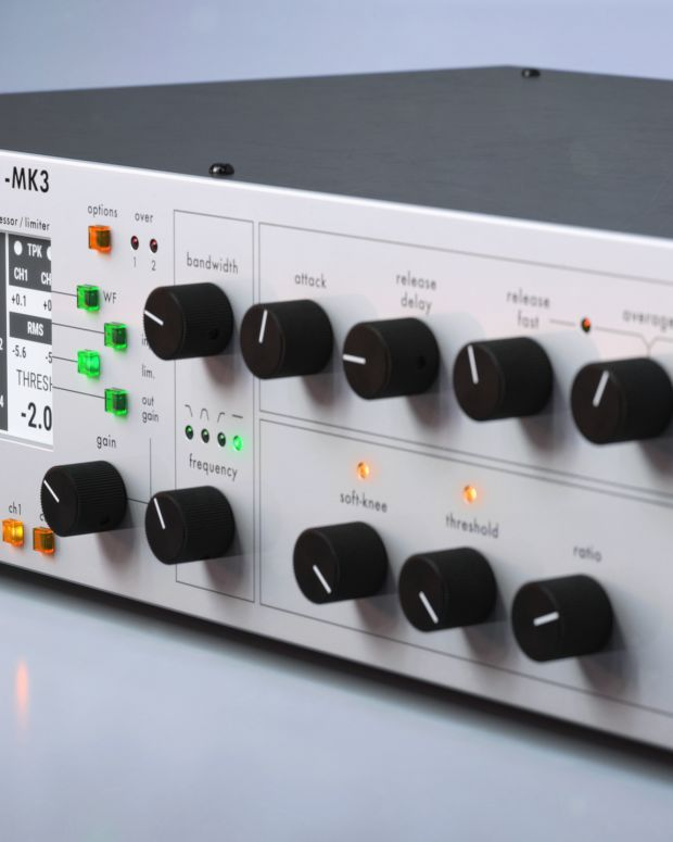 Softube Weiss DS1-Mk3 Mastering Compressor