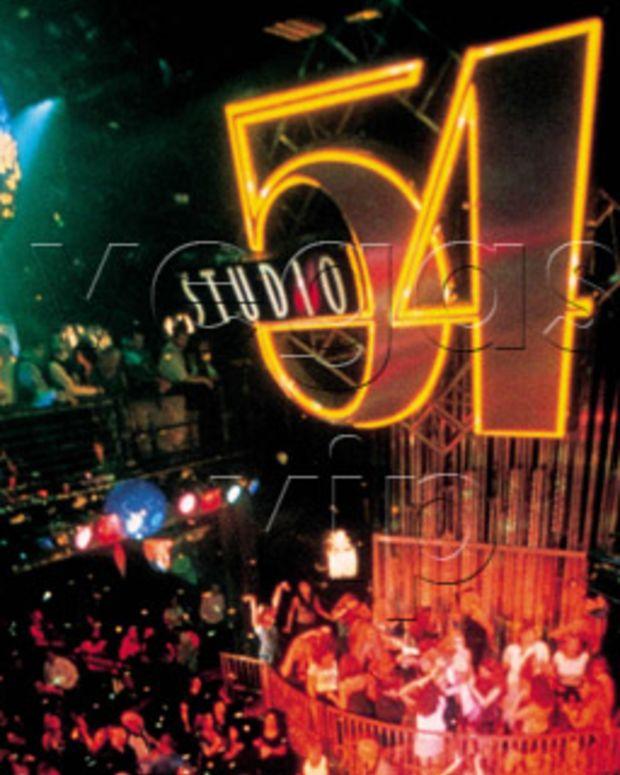 Studio-54-disco