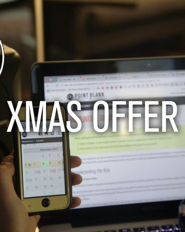 Online Offer Xmas PB. Social Image