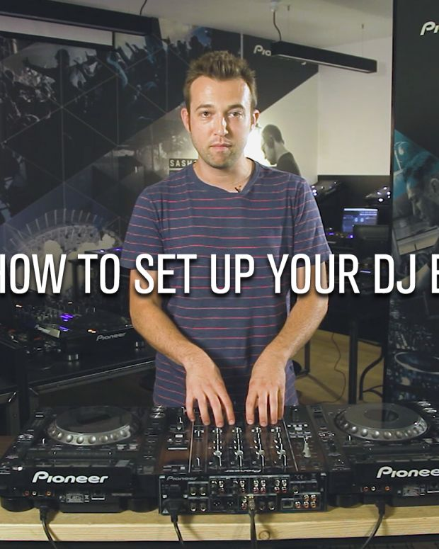 How To Set up Your DJ Equipment