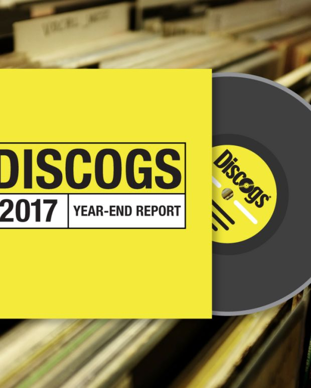 Discogs 2017 Year-End Report