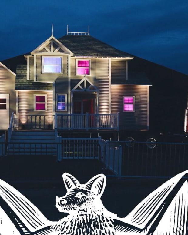 Bacardi House party chromeo