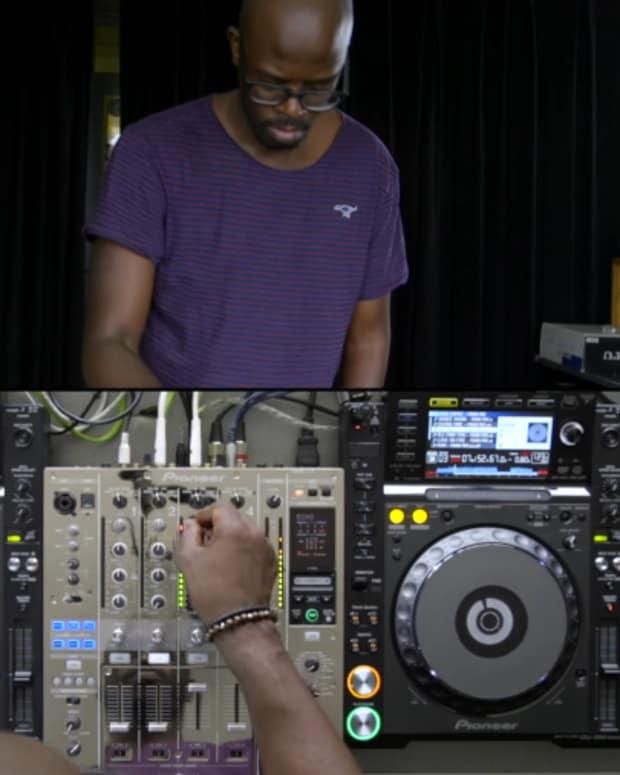 Black Coffee - DJsounds video