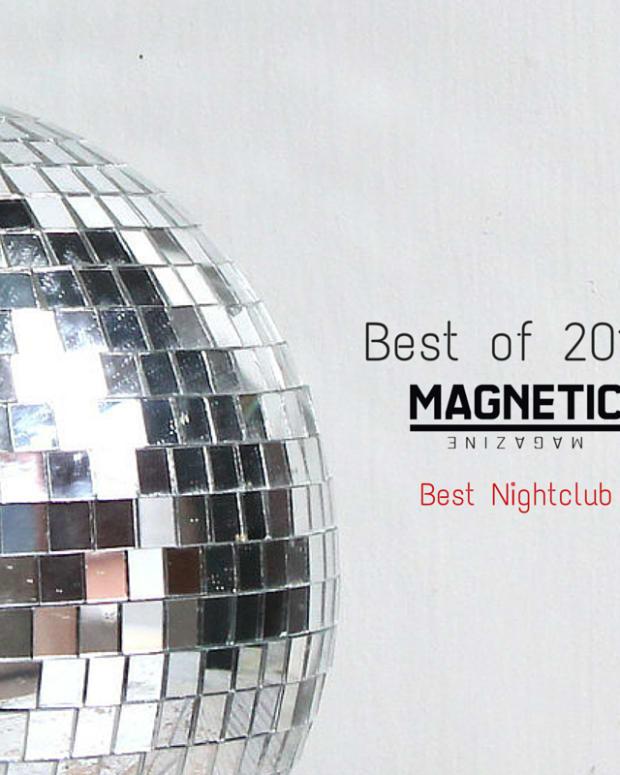 Best EDM Nightclub 2015