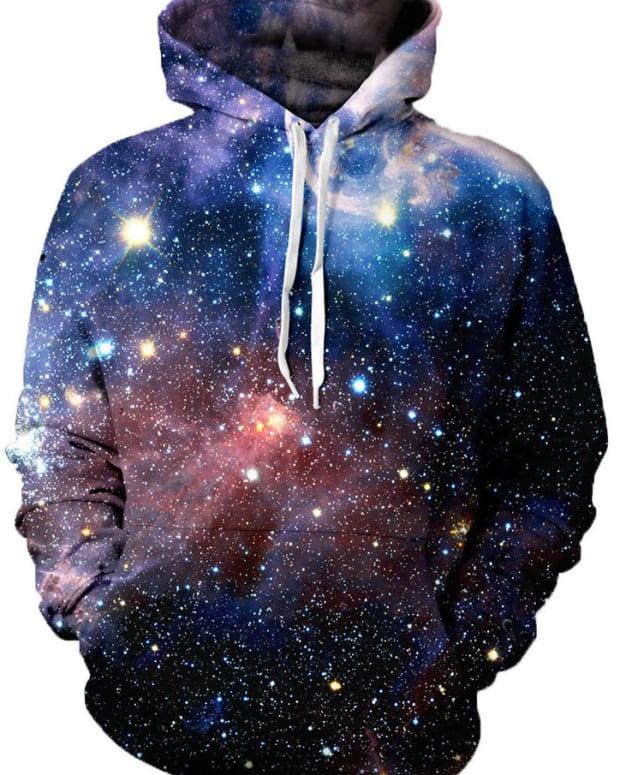 Lush Galaxy Hoodie