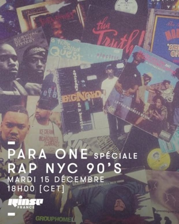 para one hip hop mix