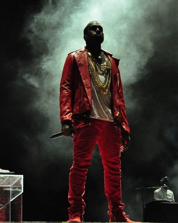 Kanye West (photo by Rodrigo Ferrari)