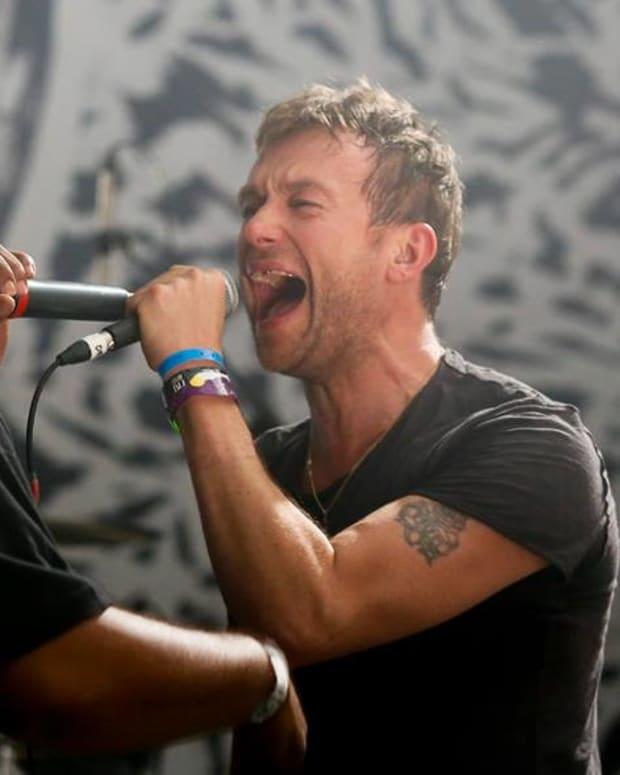 Damon Albarn at Festival Acoustik