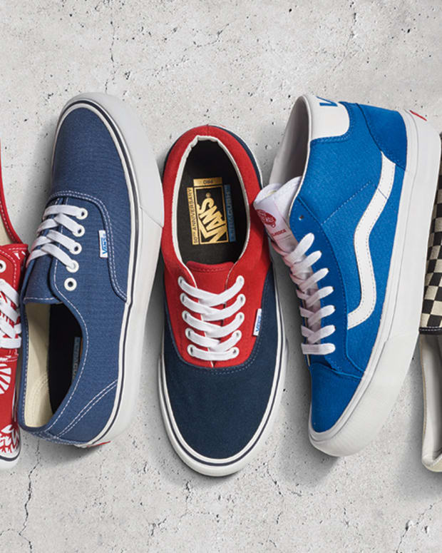 Vans 50th Anniversary Sneakers