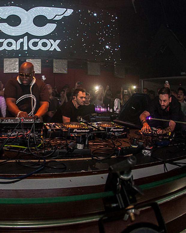 Carl Cox at Space Ibiza (photo by Malagalabombonera)
