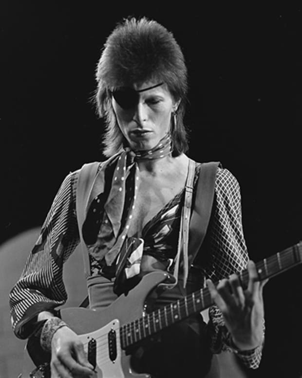 David Bowie (photo by AVRO)