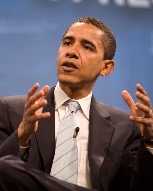 Barack Obama (photo via Wikimedia Commons)