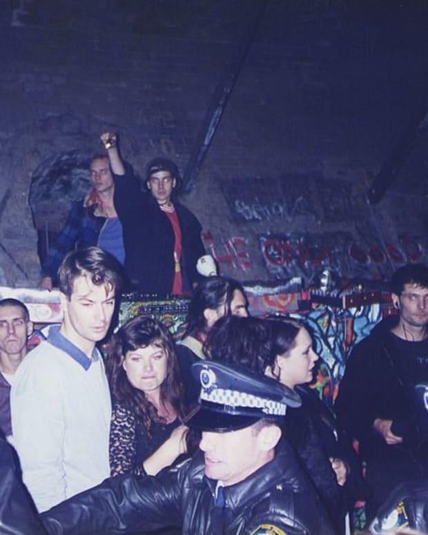 Rave (photo via Matthew Spong)
